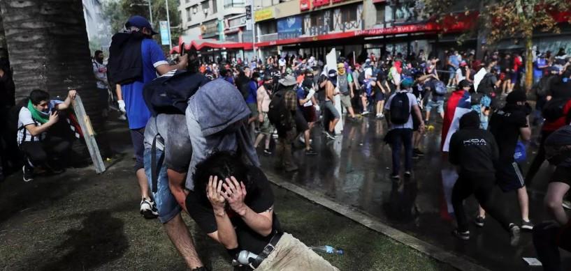 Desestabilização institucional do Chile