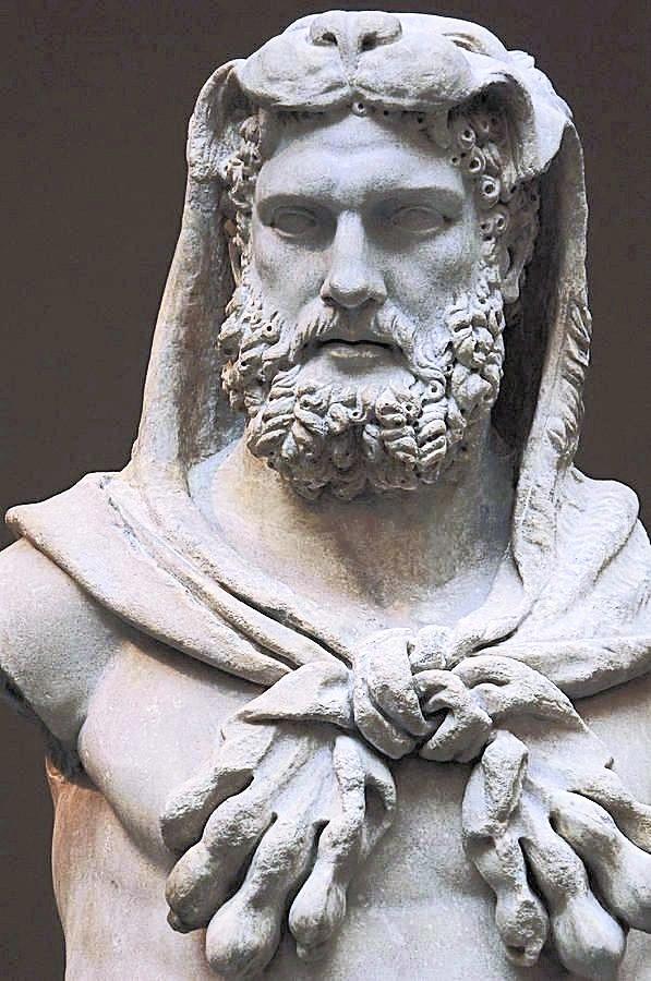 Escultura: Héracles