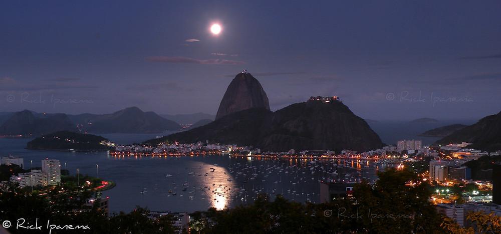 Rio de Janeiro; foto da Rede, assinada