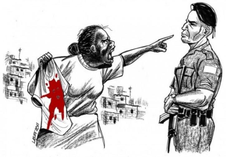 Genocídio da juventude negra