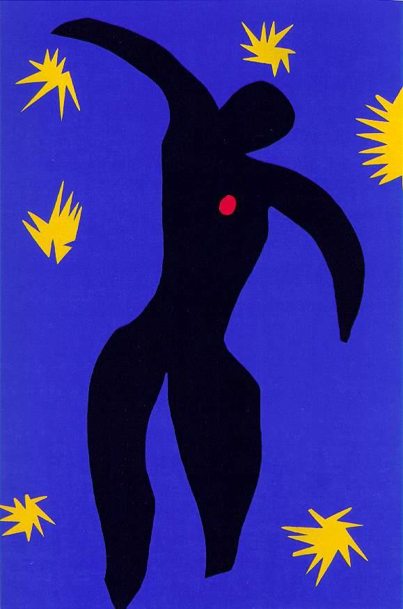 Matisse; Ícaro