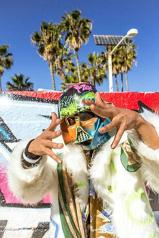 hip hop Art Graffiti Action Figures