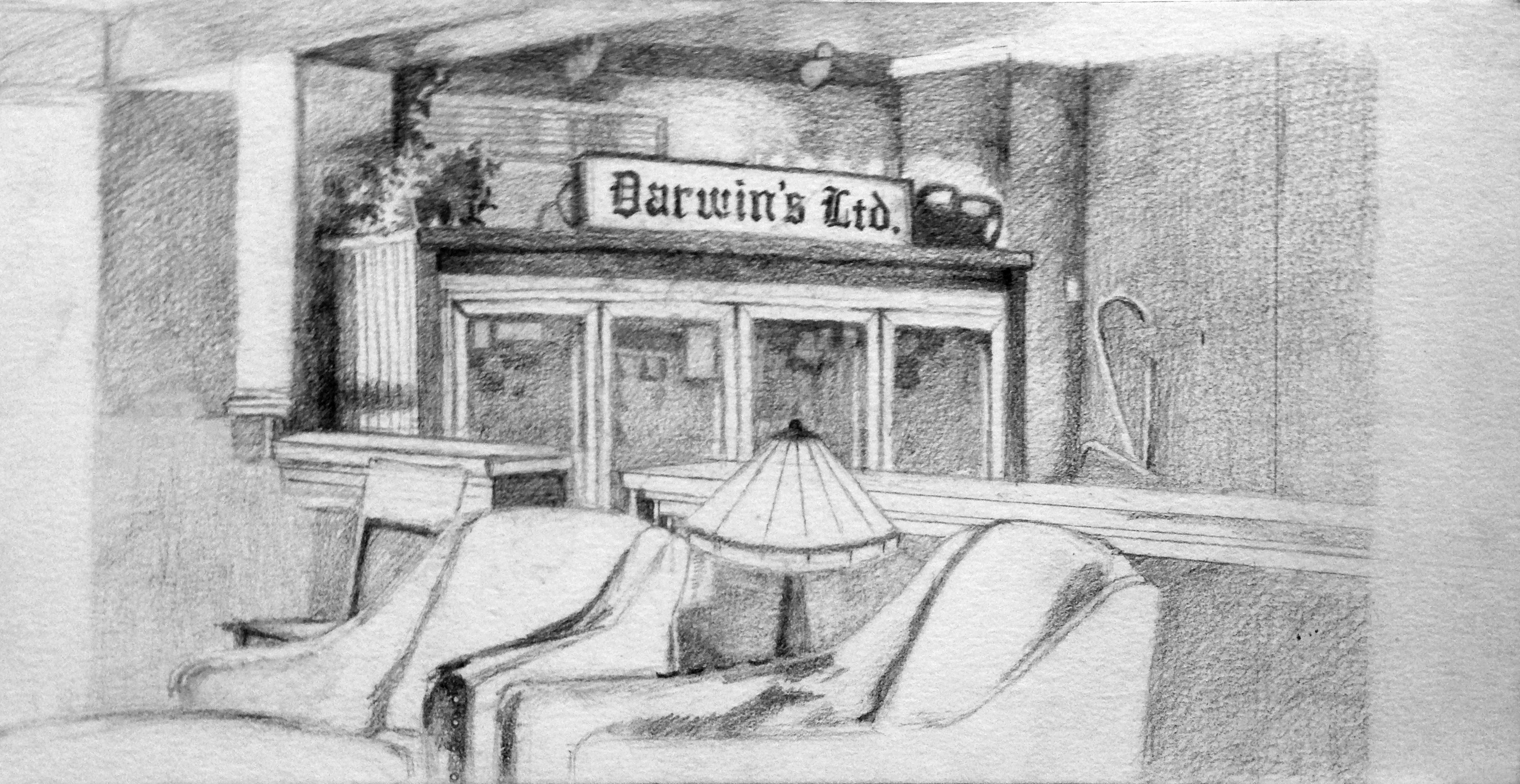 Darwin's Ltd. in Harvard Square