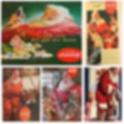 vintage hunt santa coke posters.png