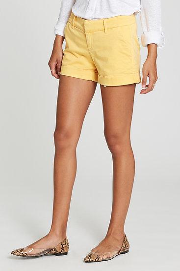 Hampton Canary Yellow Short