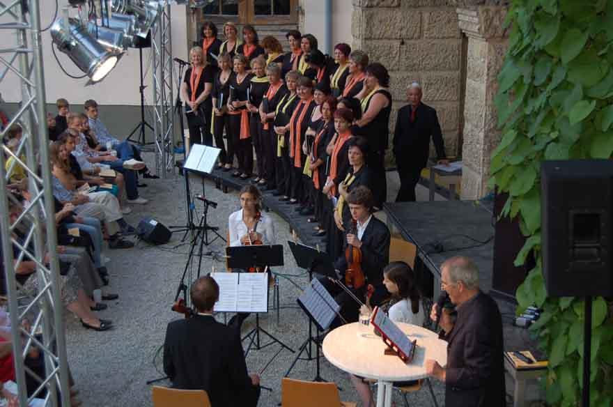 Konzert Stixenstein
