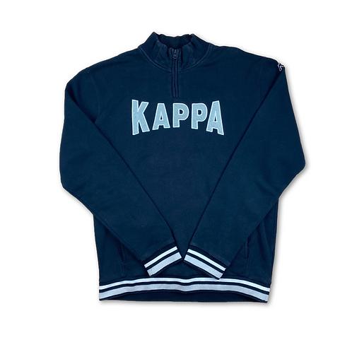 Kappa 1/4 zip sweatshirt