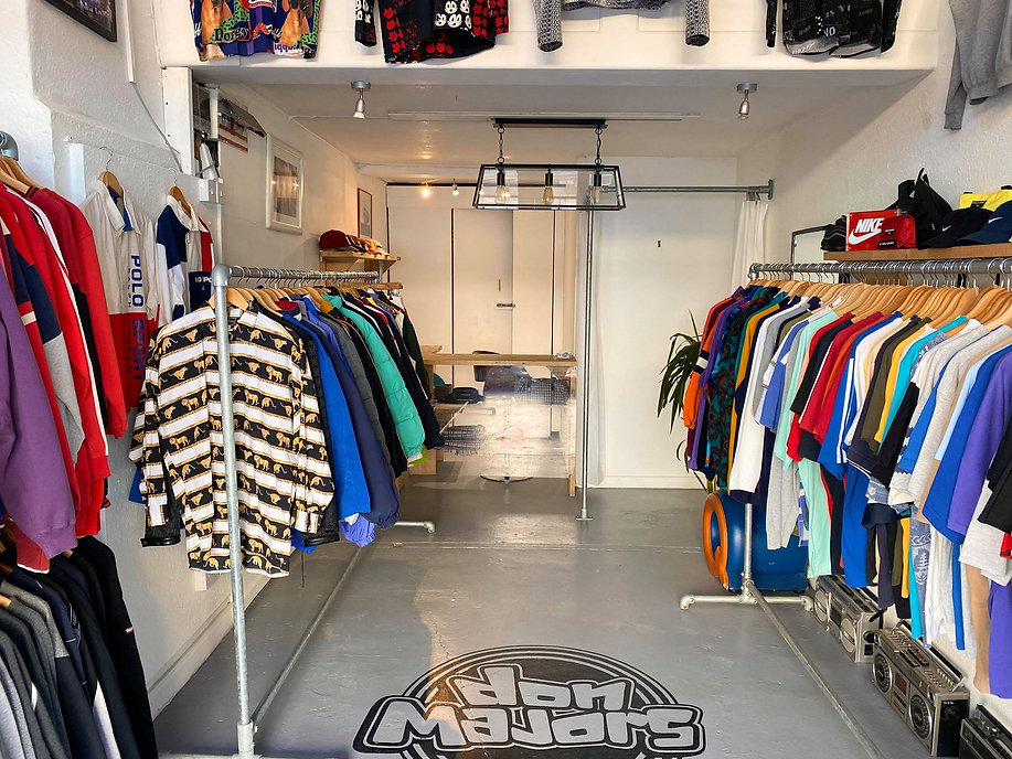 Vintage Sportswear & Clothing in Bristol