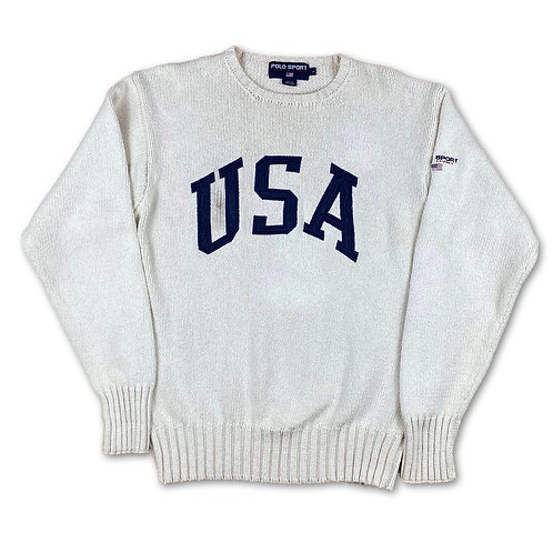 Polo sport jumper