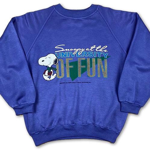 Vintage Snoopy sweatshirt