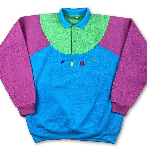 Puma fleece jumper