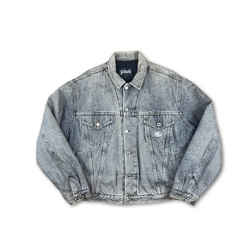 Schott denim jacket