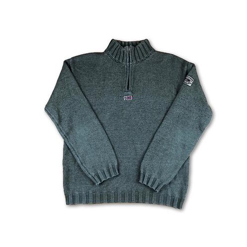 Napajiri 1/4 zip knit