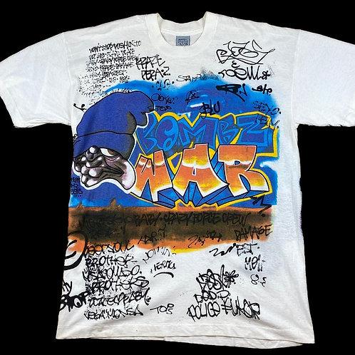 Vintage graffiti t-shirt