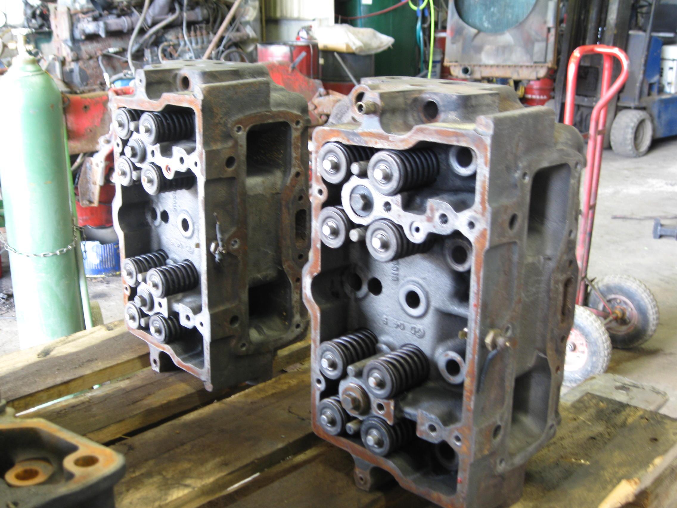 Mack Cylinder Heads