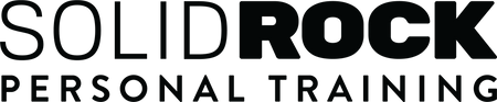 Solid Rock Personal Training Logo_Black.
