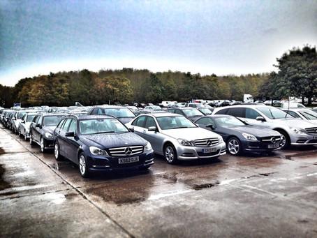 Buying a car at Manheim Auto Auction