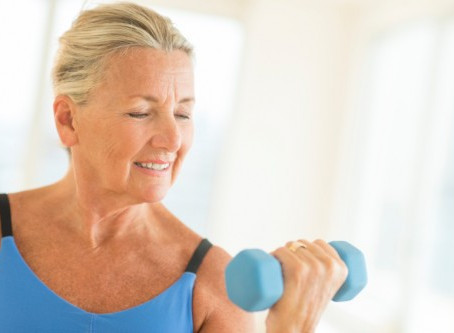 Six Tips for Safe Weight Training (especially as we age!)