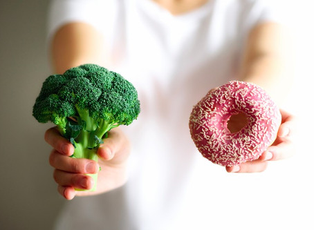 Eat Healthy Without Feeling Deprived