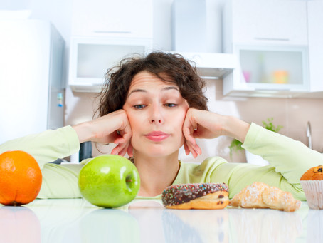 Emotional Eating. Understanding and changing habits.