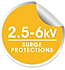 CIVIS Surge Protection Icon.png