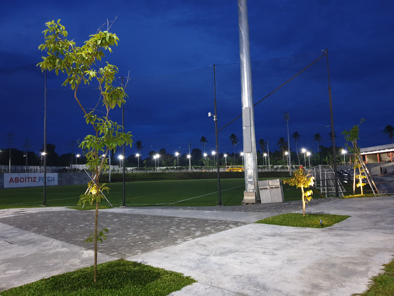 LIMA Outlet LED Lighting Project