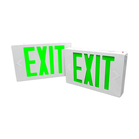 AMBI Exit Signs