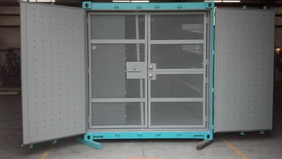 Portable Tool Crib 1