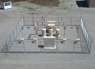 Mock Power Station