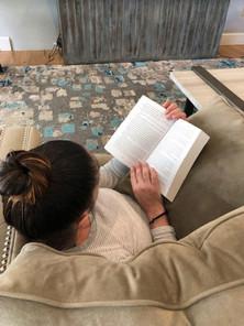 survivor reading