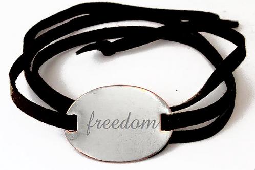 Freedom Wrap Bracelet