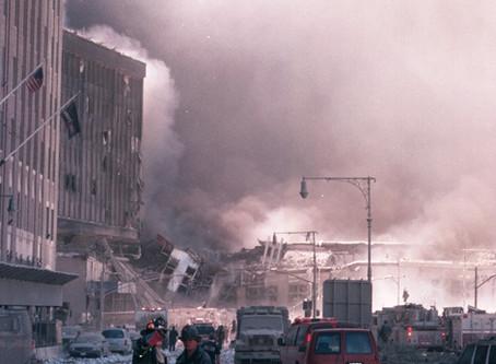 9/11... It's still today