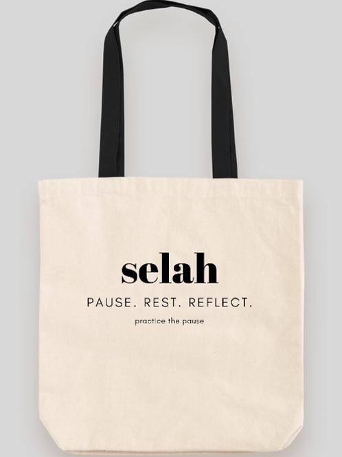 Selah Freedom Tote Bag