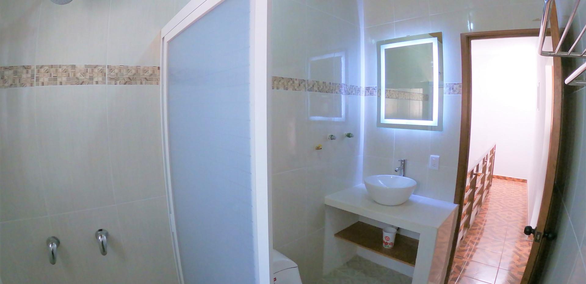 Second bathroom in third floor