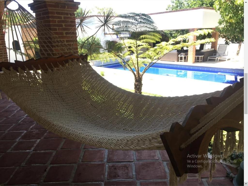 Relaxing Hamacs