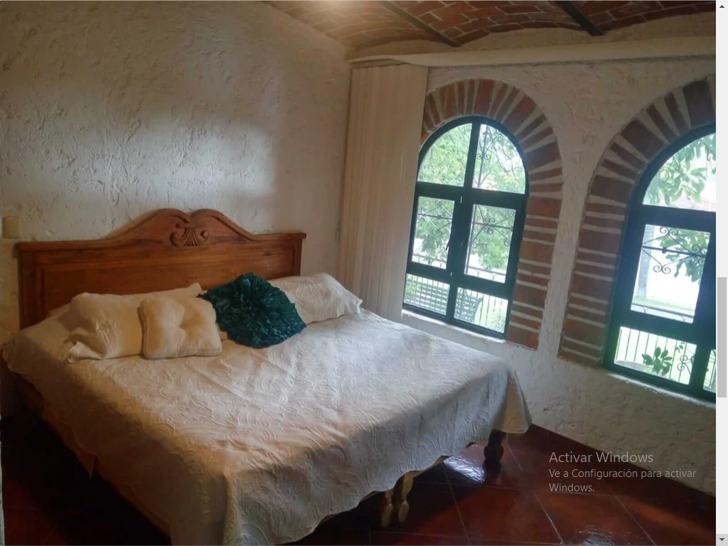 1st Bedroom hamacas house