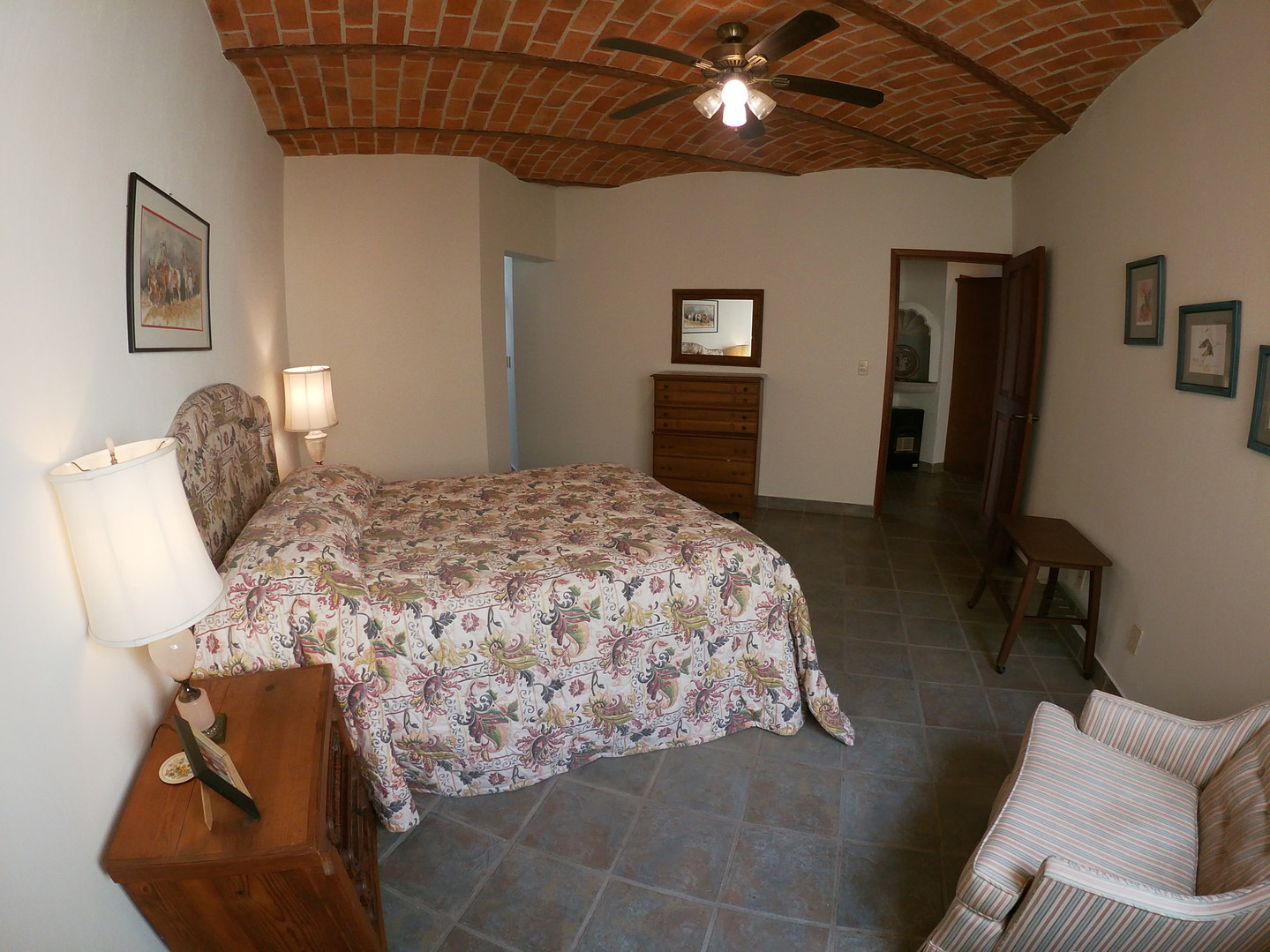 Main house- Second bedroom