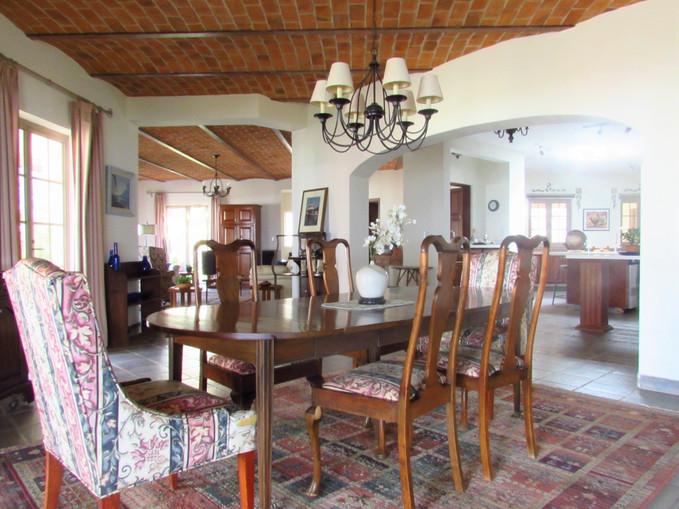 Main house- Dining room