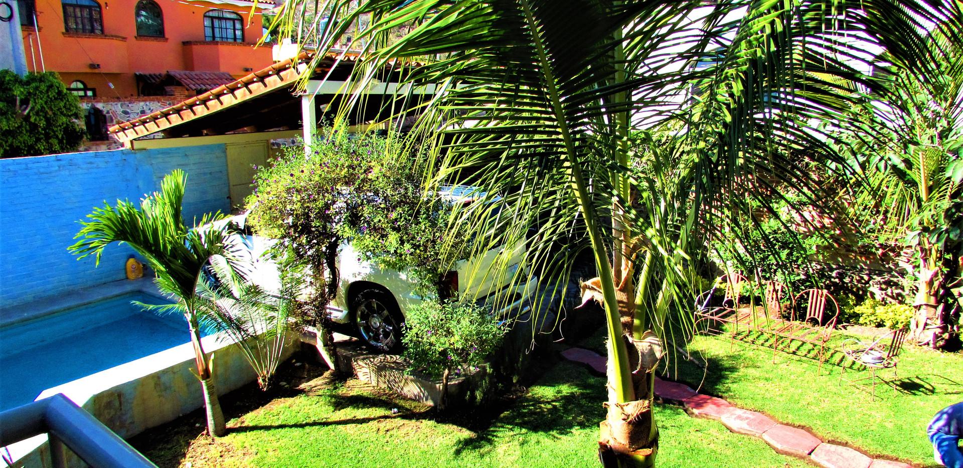 Cornejo's- Front yard
