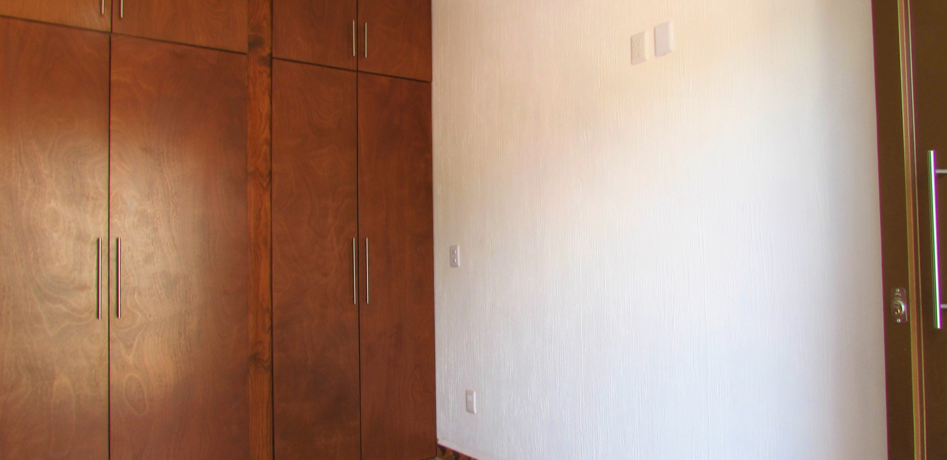 Main bedroom with closet