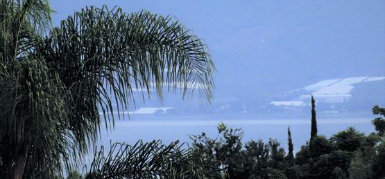 Lite lake view