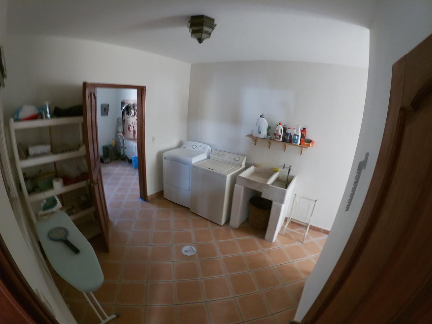 Main House- Laundry room