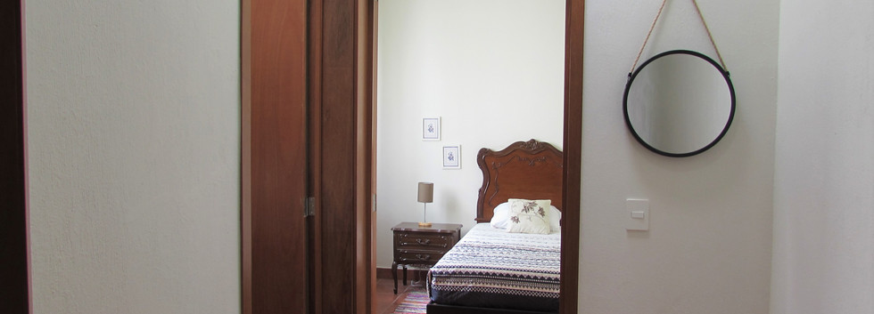 Halway toward 2 bedroom