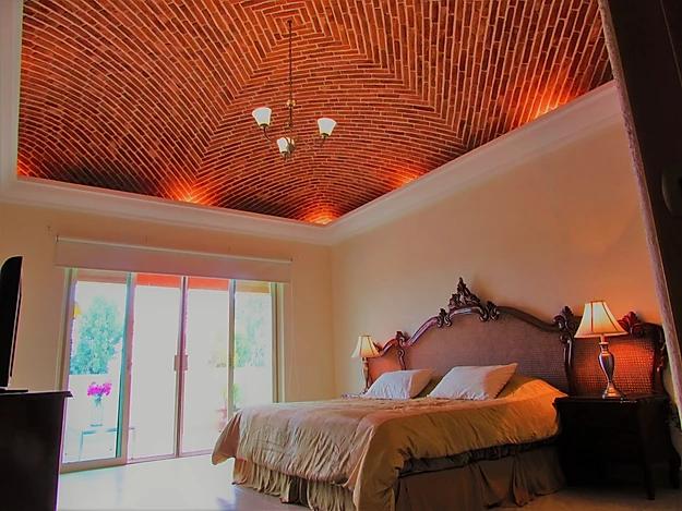 La reserva #34 master bedroom