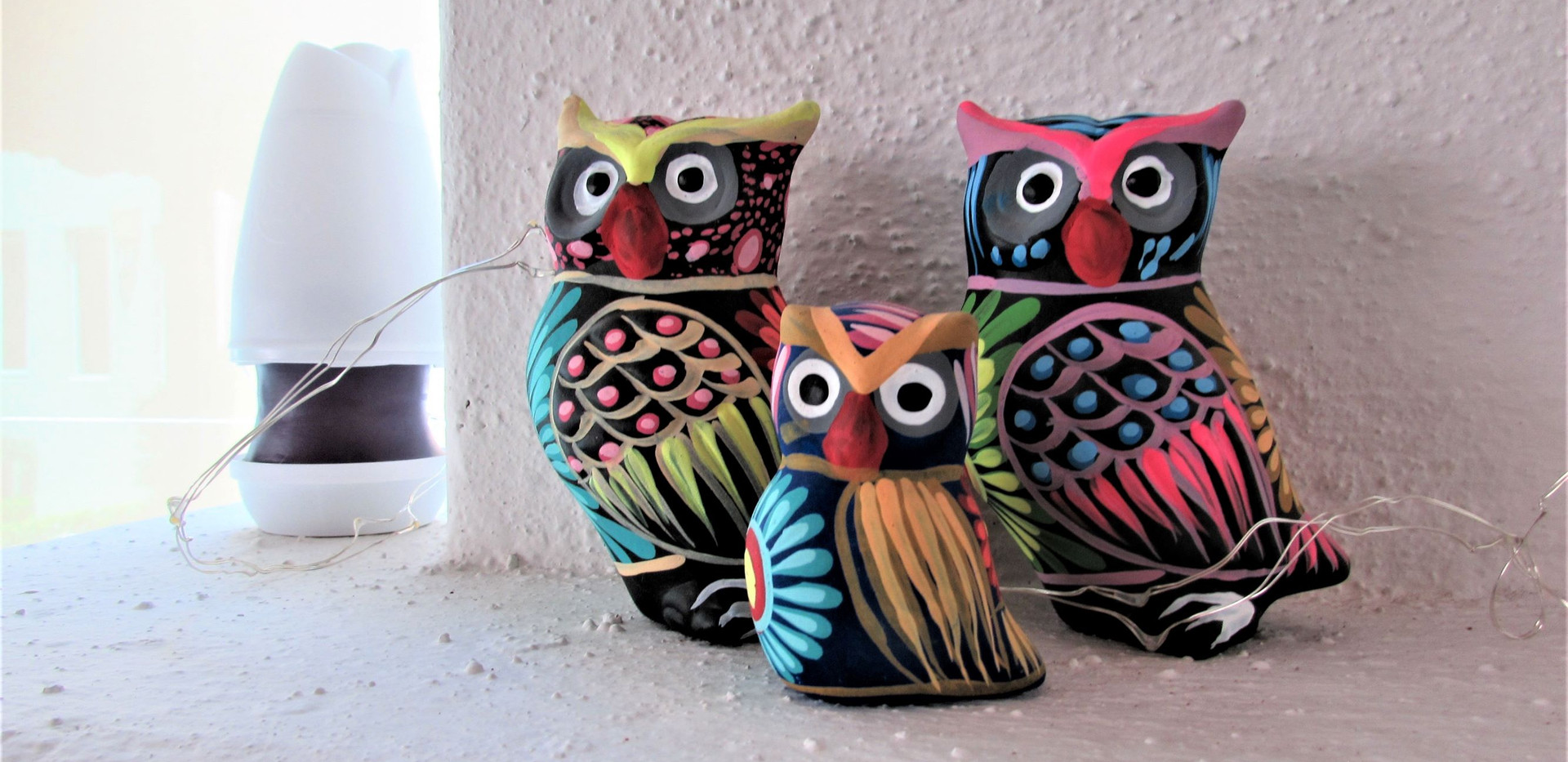 Owls decor