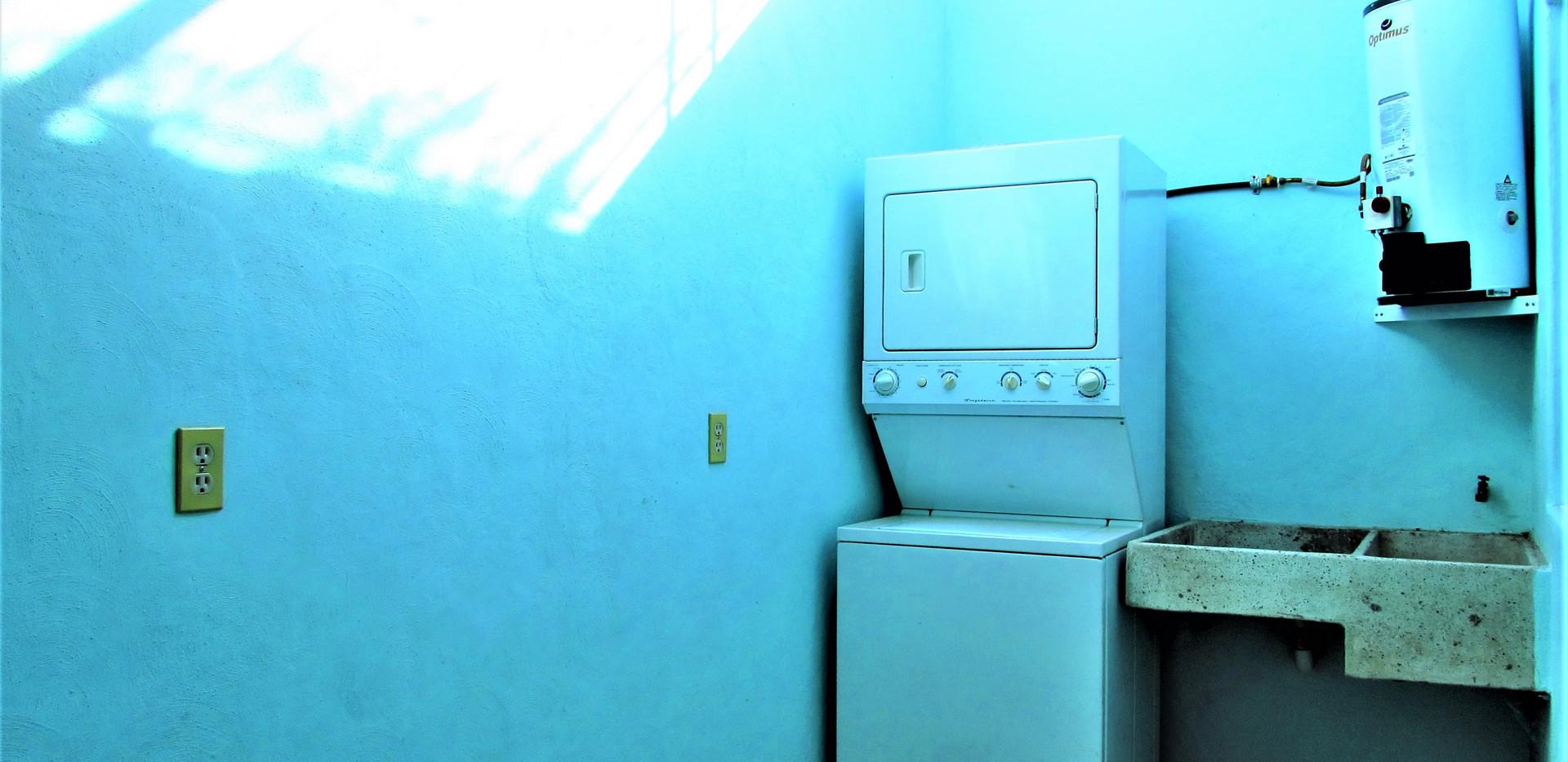 Cornejo's- Laundry room