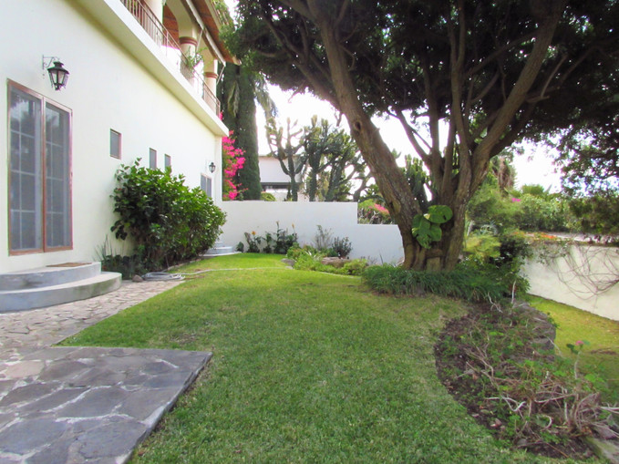 Wide Garden