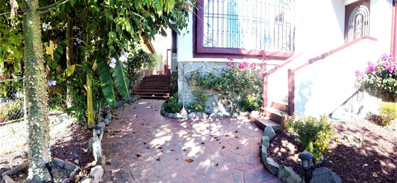 House and bodega view