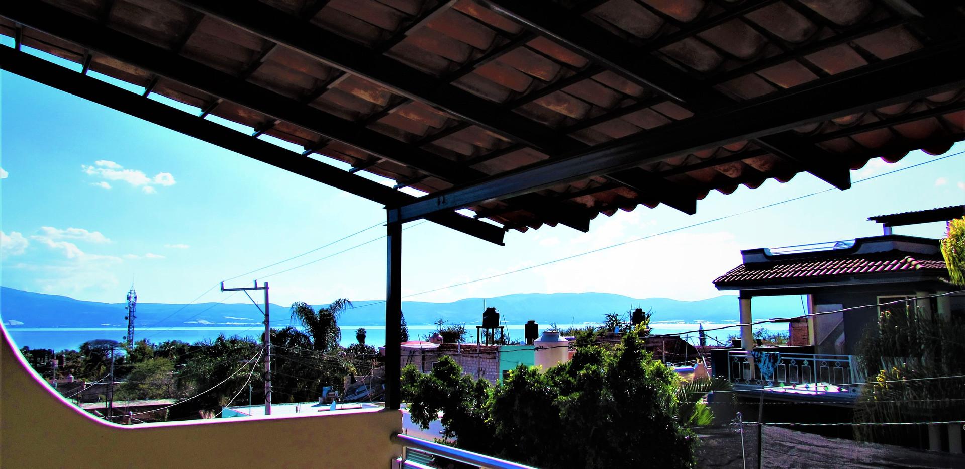 Cornejo's- Front balcony