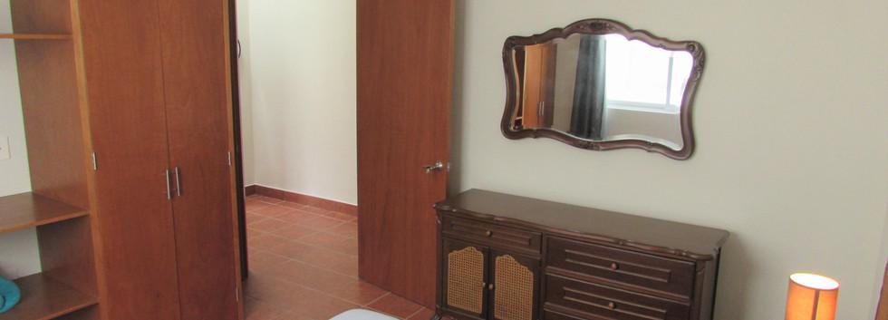 Manster Bedroom entrance